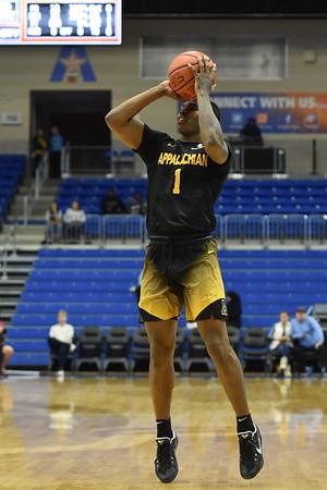 NCAA Basketball : App St. vs UTA 2 Jan 2017