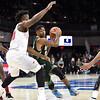 NCAA Basketball :  USF vs SMU 7 Jan 2017
