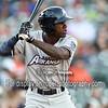 Northwest Arkansas Naturals outfielder Orlando Calixte (7)