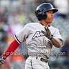Northwest Arkansas Naturals shortstop Raul Mondesi (27)
