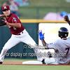 Frisco RoughRiders second baseman Isiah Kiner-Falefa (4)