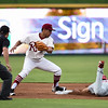 Frisco RoughRiders shortstop Luis Marte (15)