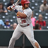 Springfield Cardinals DH Jonathan Rodriguez (28)