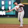 Springfield Cardinals infielder Allen Staton (38)