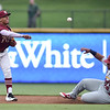 Frisco RoughRiders shortstop Luis Marte (15)