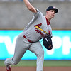 Springfield Cardinals pitcher Matt Pearce (16)