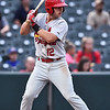Springfield Cardinals third baseman Paul DeJong (12)