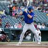 Midland RockHounds third baseman Matt Chapman (7)