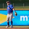 Midland RockHounds second baseman Franklin Barreto (10)