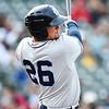 Corpus Christi Hooks third baseman J.D. Davis (26)