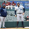 Corpus Christi Hooks first baseman Chase McDonald (29)