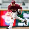 Frisco RoughRiders pitcher Sam Wolff (14)