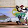 San Antonio Missions outfielder Franchy Cordero (7),Frisco RoughRiders first baseman Ronald Guzman (31)