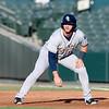 San Antonio Missions right fielder Nick Schulz (13)