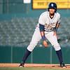 San Antonio Missions first baseman Luis Tejada (28)