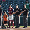Frisco RoughRiders catcher Carson Blair (5)