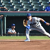 Tulsa Drillers first baseman Cody Bellinger (10)