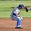 Tulsa Drillers shortstop Tim Locastro (15)