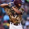 Frisco RoughRiders shortstop Isiah Kiner-Falefa (4)
