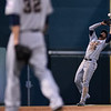 San Antonio Missions shortstop Jose Rondon (6)