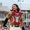 Frisco RoughRiders catcher Alex Burg (9)