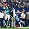NFL Football:  Dolphins vs Cowboys
