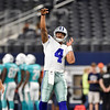 NFL Football:  Dolphins vs Cowboys