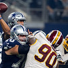 NFL Football:  Redskins vs Cowboys  NOV 24