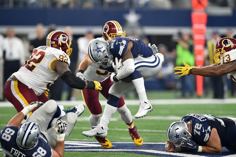 NFL Football:  Redskins vs Cowboys  NOV 24