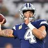 NFL 2018:  Titans vs Cowboys  NOV 5