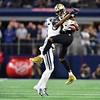 NFL 2018:  Saints vs Cowboys  NOV 29