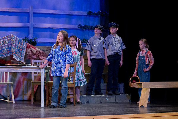 Everything's Groovy! Fourth Grade Musical
