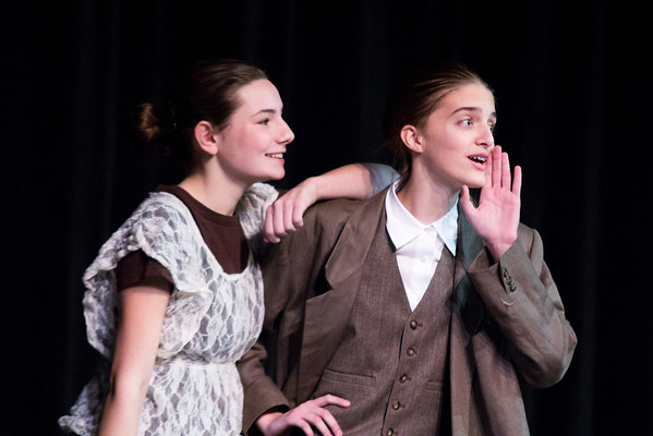 The Ugly Duckling Play