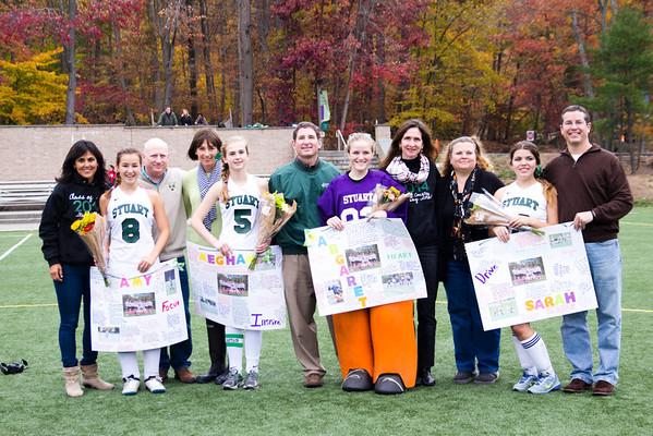 Varsity Field Hockey Senior Day