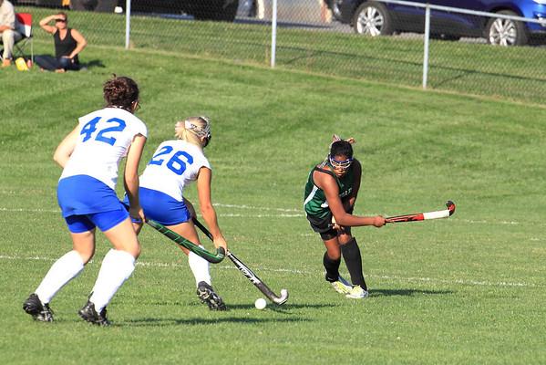 Varsity Field Hockey vs. South Hunterdon High School September 20
