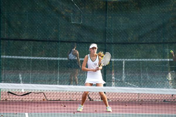 Varsity Tennis vs. Rutgers Prep
