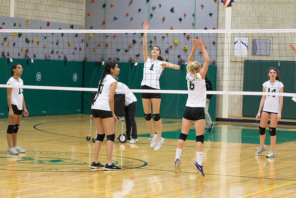Varsity Volleyball vs. Shipley
