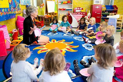 Preschool and Junior Kindergarten