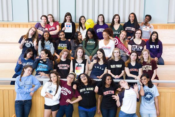 College T-Shirts and Cupcakes