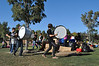 Drumline is performing at the Box City 015