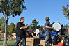Drumline is performing at the Box City 020