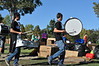 Drumline is performing at the Box City 018