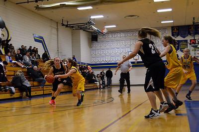2013 Junior Girls Basketball