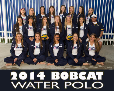 2014 Water Polo Team