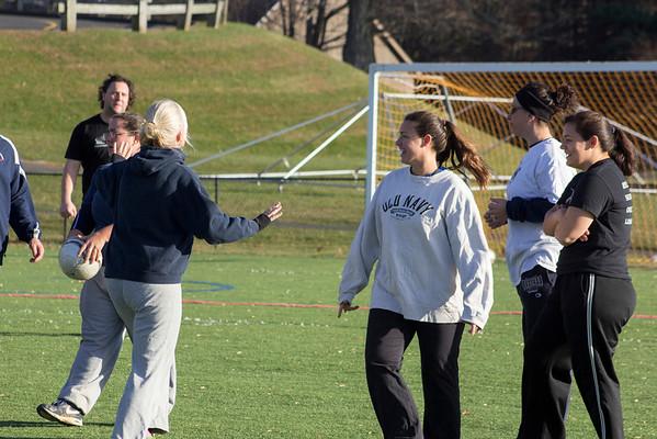 8th Grade vs. Faculty/Staff Soccer