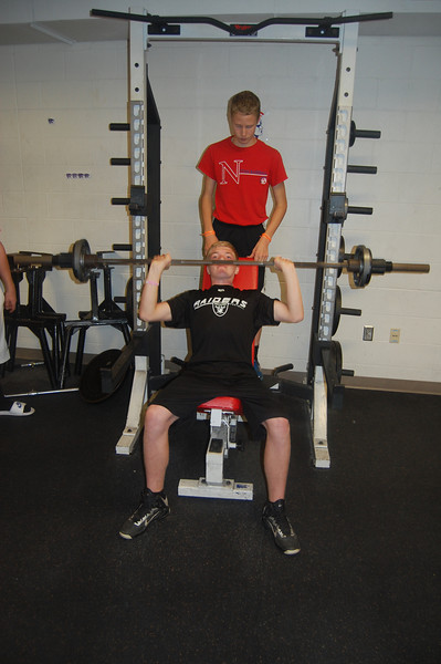Austin Barber and Other Kid Lifting