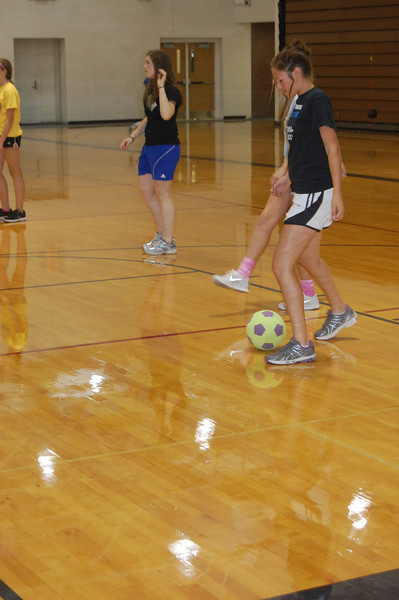 Sydni Lienneman Soccer