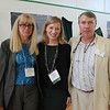 Allison Gelfuso Butler '96 with Martha J. Douglas-Osmundson and David Ely