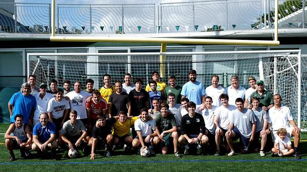 Collegiate Alumni Soccer Game