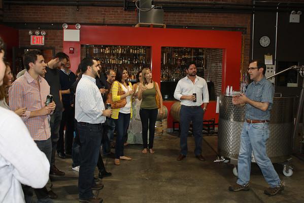 NY Distilling Company Event